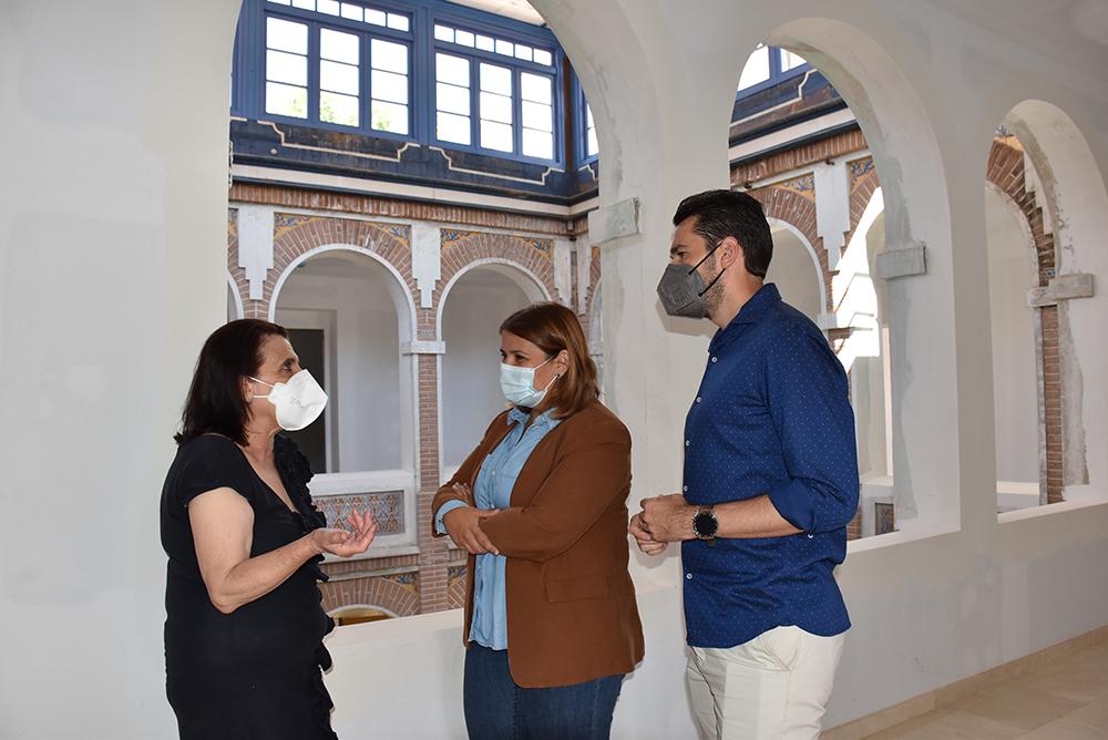 Talavera visita conservatorio2