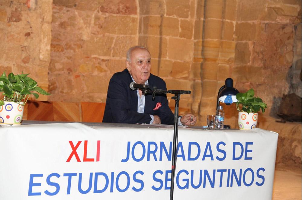 XLI JORNADAS ESTUDIOS SEGUNTINOS