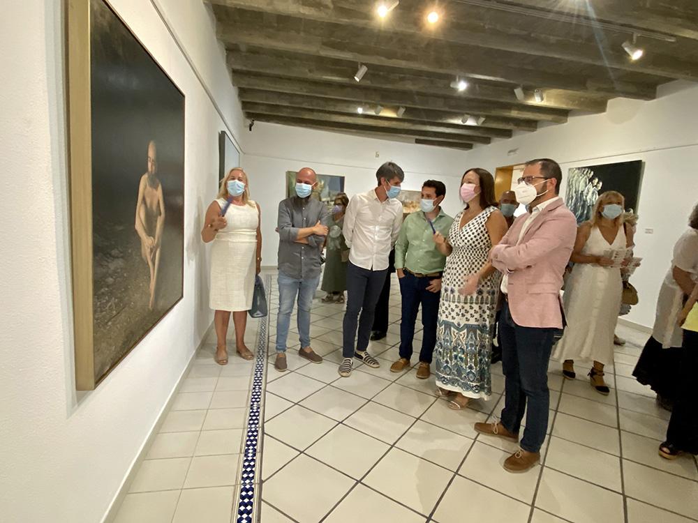 Alcázar XXV Certamen Internacional de Pintura1