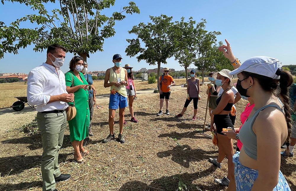 Visita campo voluntariado Vega Baja-3