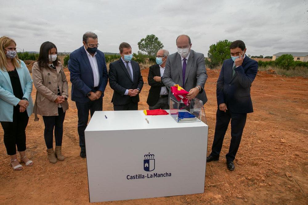 Campillo Primera Piedra