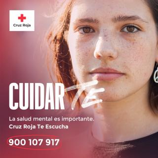 Cruz Roja Te Escucha