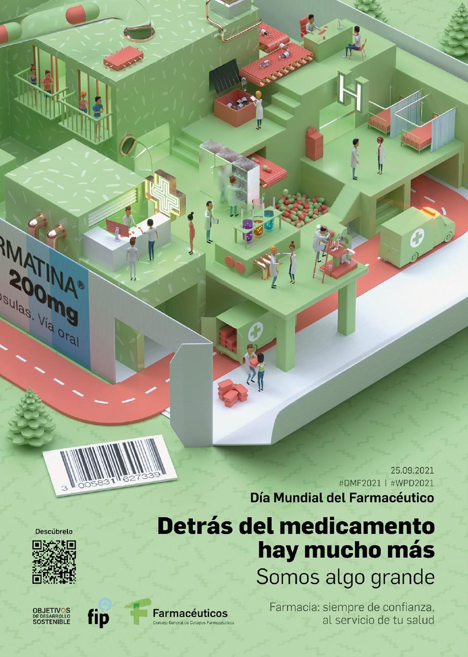 Farmacéuticos cartel DMF