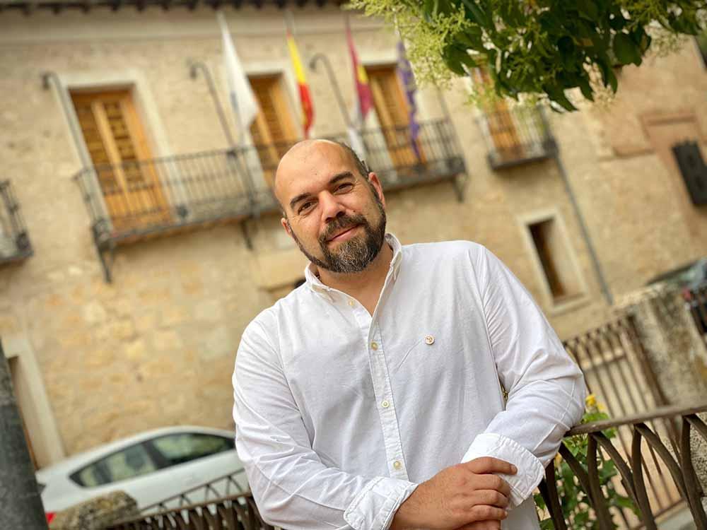 Francisco Carrasco portavoz de Cs Uceda