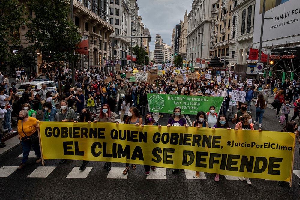 Greenpeace por el clima