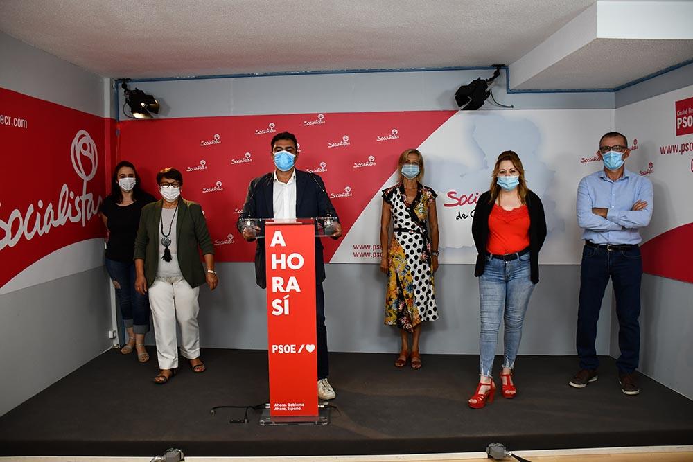 PSOE Malagon