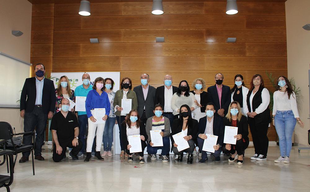 Albacete- Curso Parkinson Villarrobledo