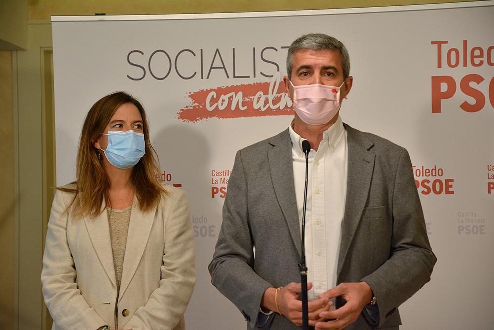 Esther Padilla y Álvaro Gutiérrez